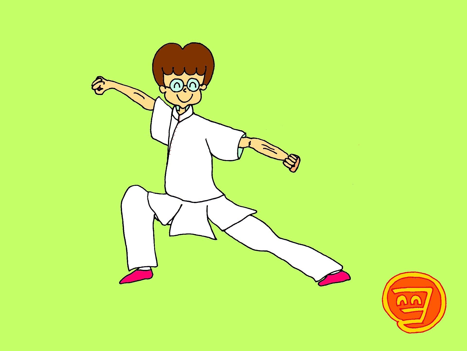 太極拳(入門、初級、24式)の覚え方はこれ!